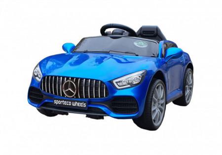 Slika Mercedes WMT-919 auto na akumulator za decu - Metalik plavi