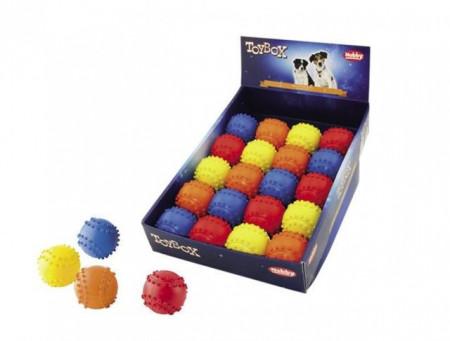 Nobby 67021 Igračka za pse loptica gumena 6.5cm ( NB67021 )