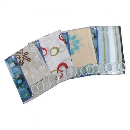 Slika Paravan za kupatilo textil - eko ( 1280 )