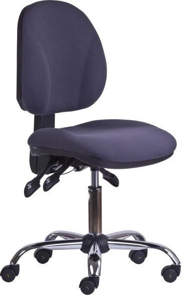 Slika Radna stolica - 1042 Ergo Asyn Antistat CR (štof u više boja)