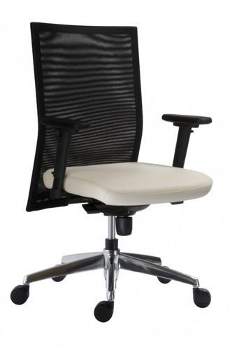 Slika Radna stolica - 1700 Rene Net Alu