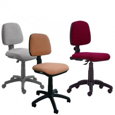 Slika Radna stolica - BORA (štof u više boja)