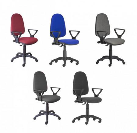 Slika Radna stolica - MEGANE LX (štof u više boja)