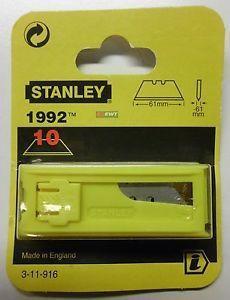 Slika Stanley 3-11-916 Sečivo trapezno perforirano 10kom
