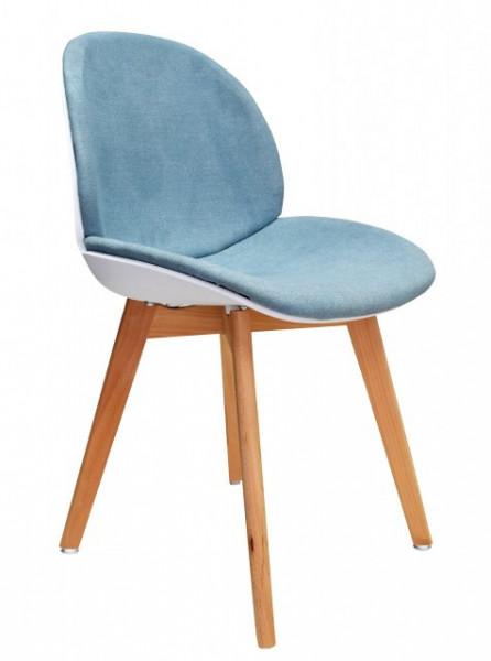 Slika Trpezarijska stolica TRACE - Plava