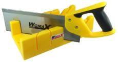 Slika Womax kalup za sečenje pod uglom sa testerom 300mm ( 0532292 )