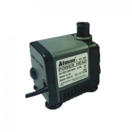 Slika Atman AT-302 potapajuća pumpa za akvarijum ( AT50374 )