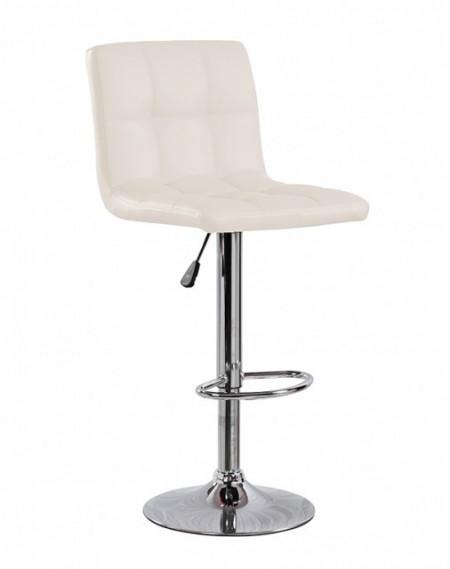 Slika Barska stolica 5018 od eko kože - Bež