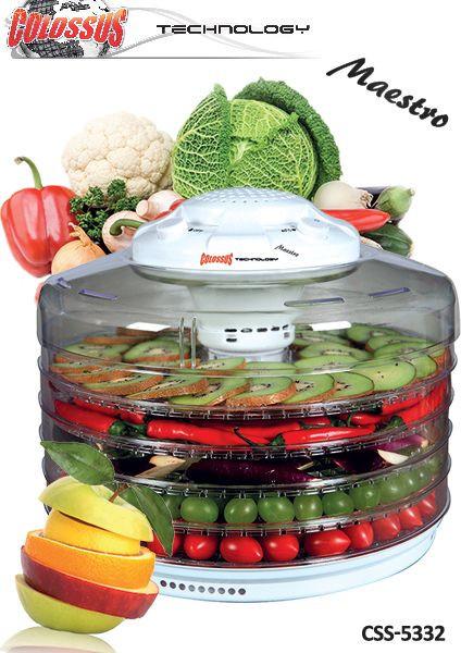 Slika Colossus CSS-5332 Dehidrator - sušač hrane