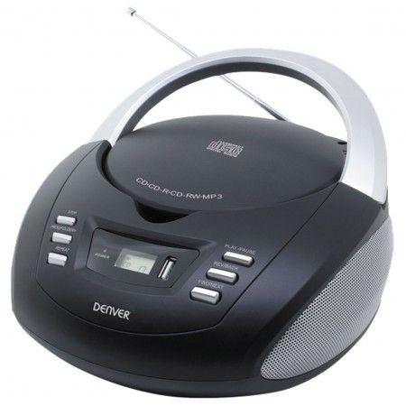 Slika Denver TCU-211 crni Radio CD player