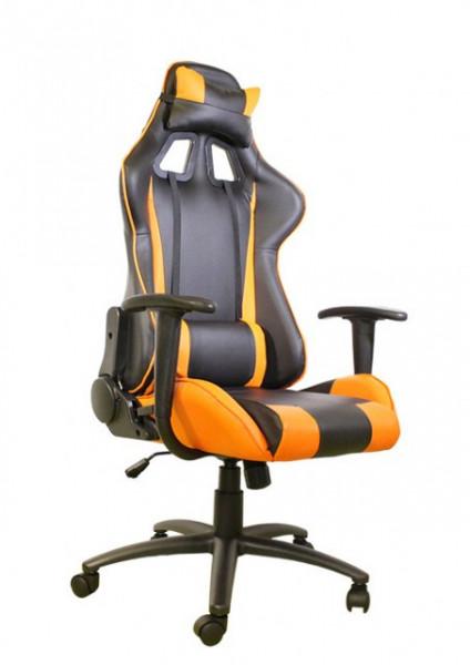 Slika Gaming Chair e-Sport DS-042 Black/Orange ( DS-042 BO )