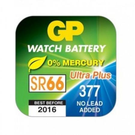 Slika GP baterije 1.55V/V377/6.8x2.6mm ( SR626SW )
