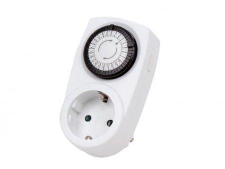 Slika Hausmax tajmer mehanički ha-mt 24-16a ( 0107148 )