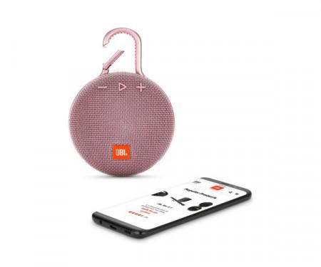 Slika JBL Consumer CLIP 3 PINK