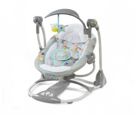Kids II ing ljuljaška ležaljka ConvertMe 2 Seat Avondale 60394 ( SKU60394 )