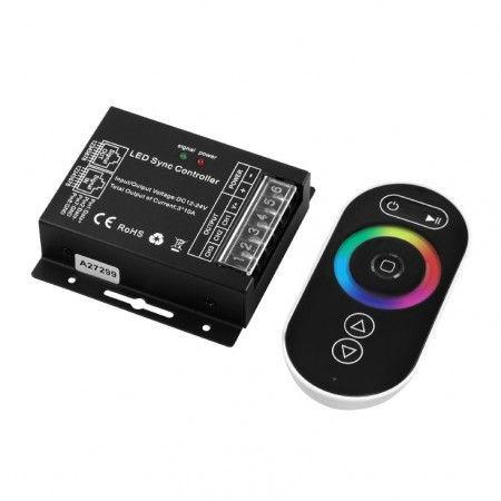 Slika Kontroler za RGB LED trake 360W ( KON-600RGB-TCH )