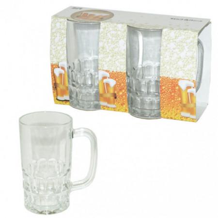 Slika Krigla za pivo 2kom 300ml ( 92-108000 )