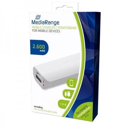 Slika MediaRange 2.600MAH mobile charger MR745 ( PUNA2.6/Z )