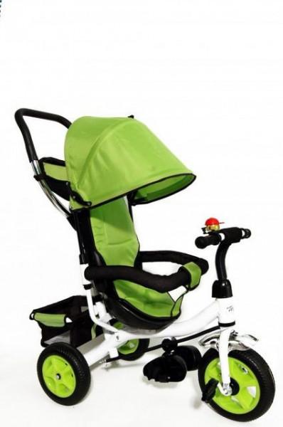 Slika NouNou Tricikl Trixie zeleni ( TR5180G )