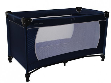 Primebebe Siesta putni krevetić plavi