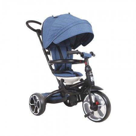 Slika QPlay Prime blue tricikl ( QP561B )