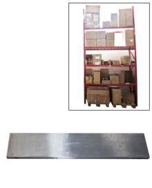 Regal za magacin čelični panel 2000mm x 800mm ( 70130081 )