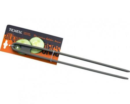 Slika Texell silikonska hvataljka 27.9cm siva ( TS-H132S )