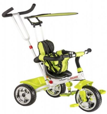 Slika Tricikl za decu Sport Fun zeleni ( 012  )