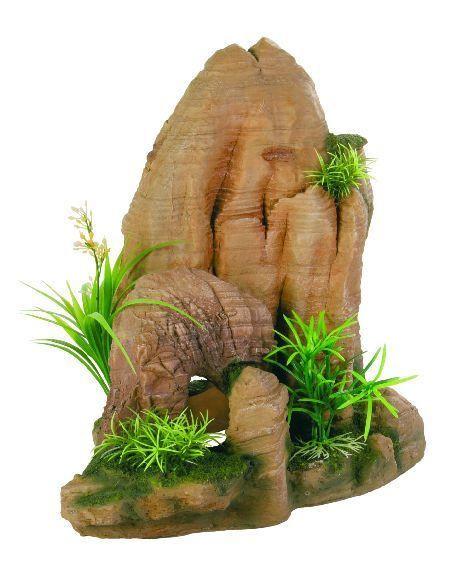 Trixie Stena sa biljkama, boje peska, 40cm ( 8849 )