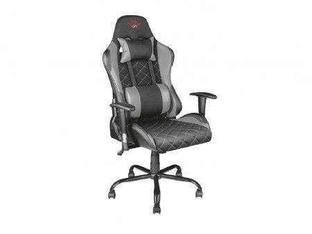 Slika Trust Gaming Resto stolica GXT 707R - siva ( 22525 )