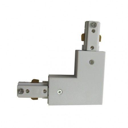 "Slika ""L"" spojnica za LED šinu ( LLS-LSP/WH )"
