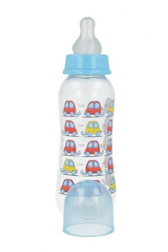 Akuku flašica PP 250 ml silikon ( 4201210 )