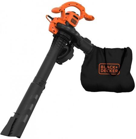 Black+Decker duvač-usisvač za lišće 2600w ( BEBLV260 )