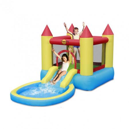 Slika Bouncy Dvorac na naduvavanje sa bazenom i spustom 365x200x190 ( 9820 )