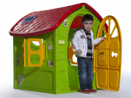 Slika Dohany Velika Kućica za decu 111x120x113cm ( 502788 )
