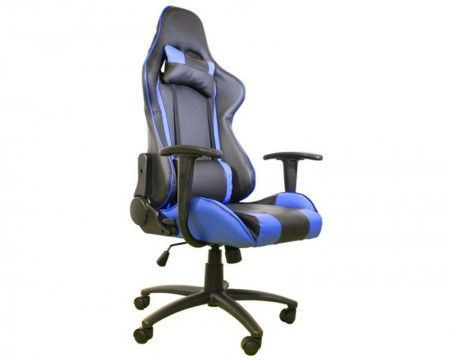 Slika Gaming Chair e-Sport DS-042 Black/Blue ( DS-042 BB )