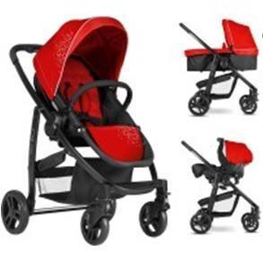 Graco trio sistem kolica+nosiljka+auto sedište Evo chilli ( 5050046 )