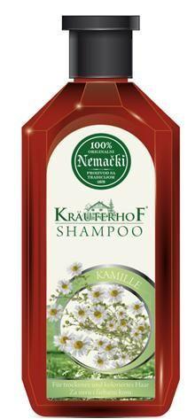 Slika Iris Krauterhof šampon kamilica za suvu i farbanu kosu 500ml ( 1380056 )