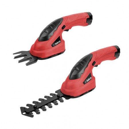 Iskra akumulatorski trimer za živicu i travu ( N0E-11ET-3.6-B )