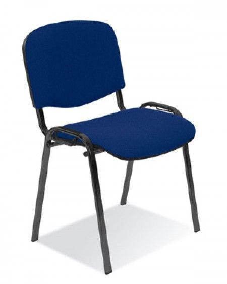 Konferencijska stolica Iso black C14 plava