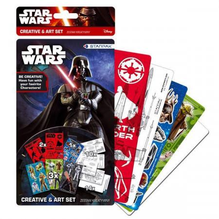Slika Kreativni set Star Wars 347080 ( 08/450 )