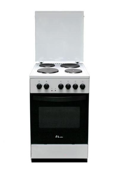 Slika MBS E 50 W1 elektro štednjak - beli