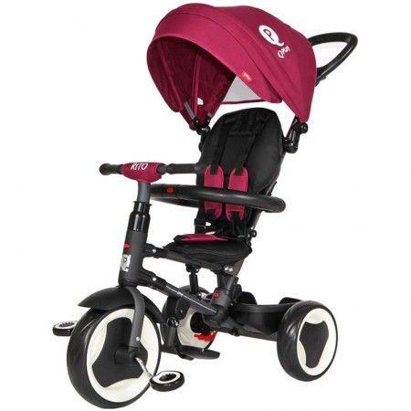 Slika QPlay Rito purple tricikl ( QP380PU )