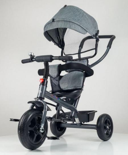 Slika Tricikl guralica Little model 415-1 Sivi
