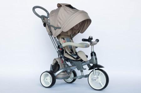 Slika Tricikl za decu Moddy sa rotirajućim sedištem - Krem ( Moddy-1 )