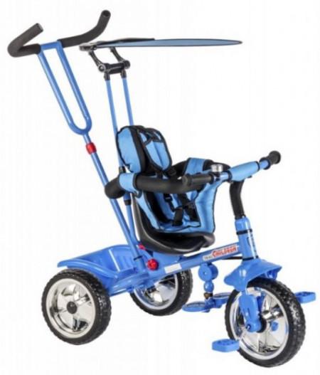 Slika Tricikl za decu Sport Fun plavi ( 011 )