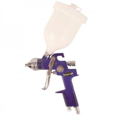 Slika Villager Pistolj za farbanje-veci-komp. VAT 970A plavi ( 007997 )