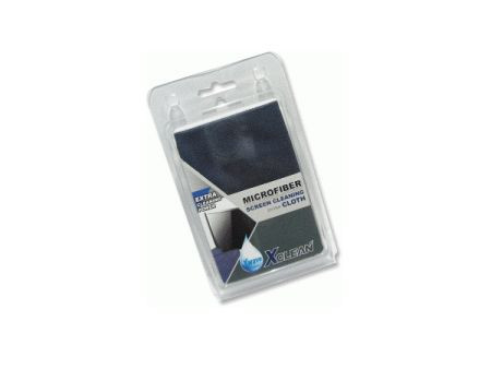 Slika Xwave Microfiber krpa tamno plava 23x23cm ( Microfiber )