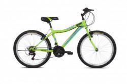 "Adria bicikl stinger 24""/18ht zeleno-plavo 12.5"" ( 918183-15 )"