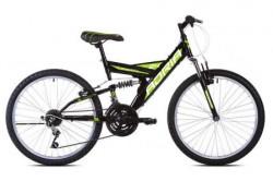 """Adria dakota bicikl 24""""/18h crno-zelena16""""HT ( 916246-16 )"""